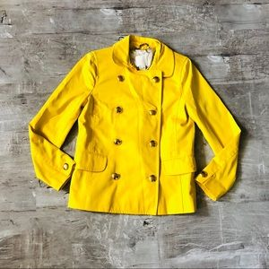 J.Crew Trudy Double Breasted Coat